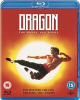 Dragon - The Bruce Lee Story Blu-Ray Nuovo (8304097)