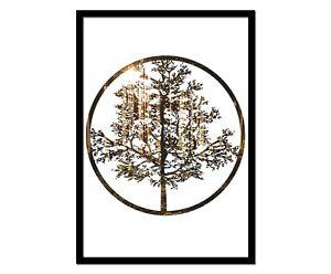 Tree of Life Yggdrasil Norse Mythology Print Wall Art Viking Heathen Decor