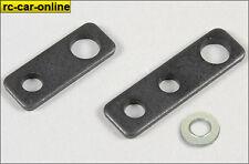 FG Stahl-Befestigungsplatte - 6037/01 - Steel mounting plate