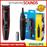 Philips Series 5000 Bundle Advanced Beard & Nose Cordless Trimmer Set BT5203