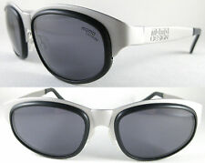 Rare Momo Design Sunglasses for men Solid quality, Spring hingies, metal/plata *