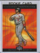 New listing ALBERT PUJOLS ROOKIE CARD 2001 Upper Deck INSERT RC St. Louis Cardinals ANGELS