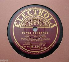 Walter Ludwig & Orchester Dir.F.Marszalek - Capri Serenade / Lucrecia Barcarole