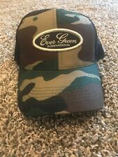 Ever Green International Fishing Hat Jackhammer Camouflage