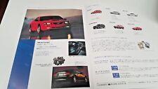 2004 FORD Japanese Sales Brochure MUSTANG Focus Fiesta Mondeo Explorer etc