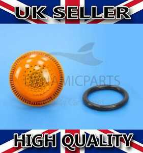 FOR FORD TRANSIT CONNECT SIDE INDICATOR REPEATER LIGHT LAMP LENS 1353531