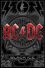 "AC/DC POSTER ""BLACK ICE"""