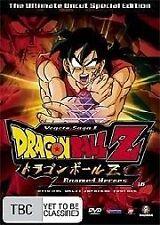 Dragon Ball Z - Vegeta Saga I - Doomed Heroes : Vol 1 : Part 6 - Region 4
