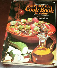 THE AMERICAN EVERY DAY COOK BOOK IN COLOR by MARGUERITE PATTEN 1971 HC/DJ