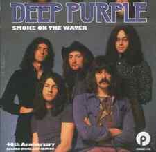 """Deep Purple-humo en el agua .7"""""""