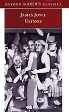 Ulysses (Oxford World's Classics),James Joyce, Jeri Johnson