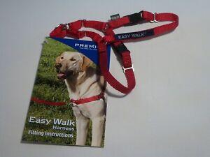 Premier/Petsafe  Easy Walk Harness Stop dog pulling Medium/Large