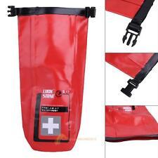 Wasserdicht Notfall Erste Hilfe Kit Tasche Reise DryBag Rafting Camping Kayaking
