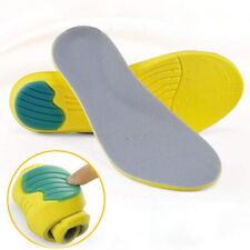 Greenour Arch Support Insoles Memory Foam Heavy-duty Absorbent & Breathable