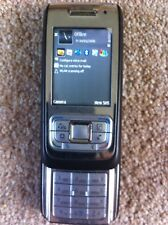Nokia Slide E65 - Mocca (Orange) Mobile Phone