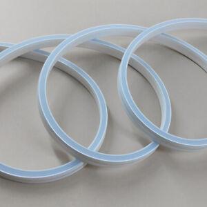 LED Neon Rope Silica Gel Tube 1-5m WS2812 WS2811 Flexible Strip Light Waterproof