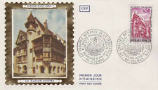 FRANCE FDC - 888 1798 4 COLMAR 10 6 1974 - LUXE