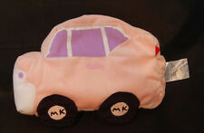 "Mary Kay Cosmetics Pink Cadillac Microbead Throw Pillow Car Plush 14"" Toy"