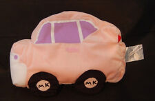 "Mary Kay Cosmetics Pink Cadillac Microbead Throw Pillow Car Plush 14"" Toy"