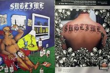 Sublime 2006 anniversary ltd.ed. 2 sided promo poster Mint Cond New Old Stock