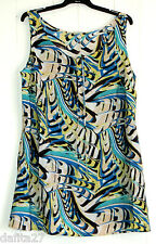 Womens Ladies Tunic Top Blouse Summer Plus Size 16-26 RRP$59.99 Brand New!!!