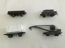 4 kit built SR  wagons excellent used condition kadee  & dingham couplers