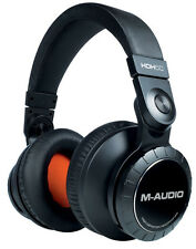NEW MAudio HDH-50 Studio Headphones DJ High Definition