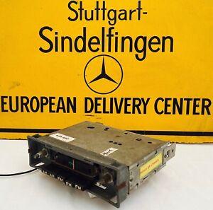 Becker Europa Radio Genuine Mercedes Benz 108 109 111 112 113 114 115 AM FM