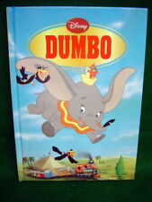 Disney Dumbo Hardcover Full Color Story Picture Book Store New