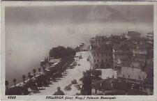 Pallanza Lac Majeur Italie Italia Photo-carte sur papier carte postale