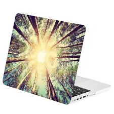 "Autumn Forest Rubberized Hard Case for Macbook Pro 13"" w./ Retina A1425 / A1502"