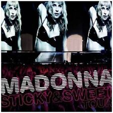 Madonna - Sticky & Sweet (cd+dvd) NEW