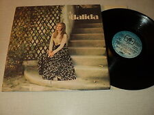 "DALIDA 33 TOURS LP 12"" ITALY SABAM THEODORAKIS CAT STEVENS FRANCIS LAI"