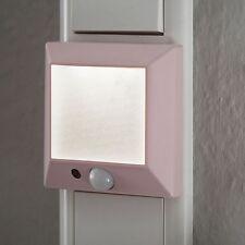 LED Nachtlicht Notlicht mit Bewegungsmelder Sensor Lampe 230V Steckdose N14-4