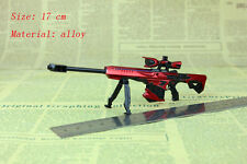 1/6 Soldier model weapon accessories Aurora Barrett M82A1 sniper rifle model