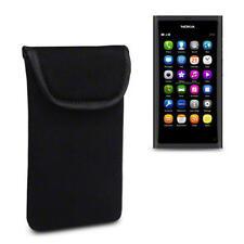 Étuis, housses et coques noirs ShockSock pour téléphone mobile et assistant personnel (PDA) Nokia