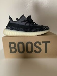 Adidas Yeezy Boost 350 V2 Carbon Size 8.5
