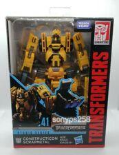 Transformers Studio Series #41 CONSTRUCTICON SCRAPMETAL Deluxe ROTF Devastator