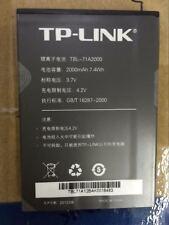 New Akku Battery TBL-71A2000 For TP-LINK TL-TR861 761 M5350 2000mAh 7.4Wh 3.7V