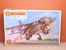 1/72 MATCHBOX B.A.C. S JAGUAR MODEL KIT # PK-102
