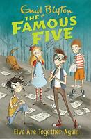Five Are Together Again: Book 21 (Famous Five) by Blyton, Enid, NEW Book, FREE &