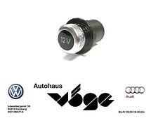 Original Audi Zigarettenanzünder Attrappe VW AUDI SEAT SKODA 12V 4H0919311  Neu!