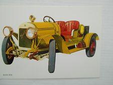 BUICK MOTOR CAR - 1918