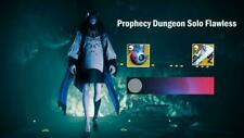 Destiny 2 Prophecy Solo Flawless ( 24 hours ) PC/ Xbox/ PS4 .( Read Des)