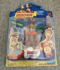 Chicken Run ROCKY Figure By Playmates 2000 New And Sealed