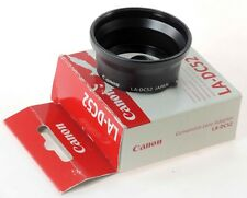 Canon LA-DC52 Lens Attachment Adapter For Early Power Shot A10 / A20.