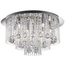 LED Crystal Ceiling Chandeliers