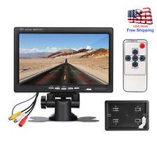 7 Inch TFT/LED LCD Car Rear View Monitor for Vehicle Backup Camera VCD DVD GPS