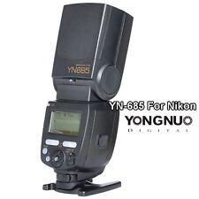 Yongnuo YN685 TTL Wireless Flash Speedlite for Nikon YN-622N YN-560TX RF-603