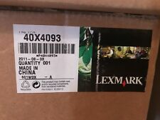 LEXMARK C935, X940e, X945e Maintenance Kit, 100K, 220V - 40X4093